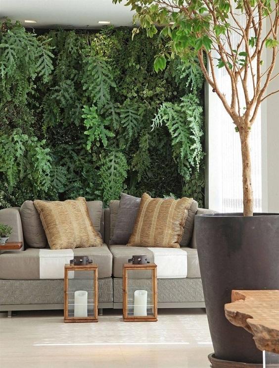 jardinera vertical interior