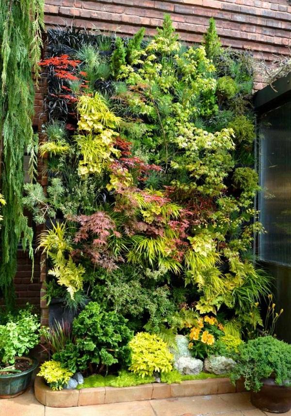 jardines verticales diseño