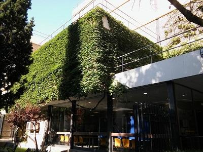 jardin vertical sevilla