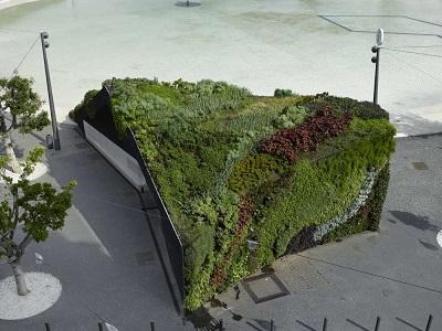 jardin vertical tenerife
