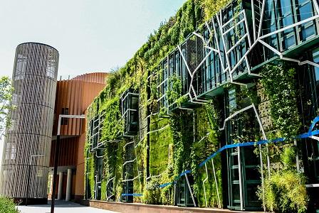 jardin vertical vitoria